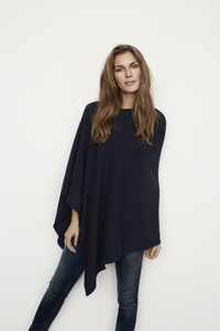 Part Two Kristianna poncho navy